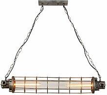 Lampe À Suspension Vintage Industriel Pendante