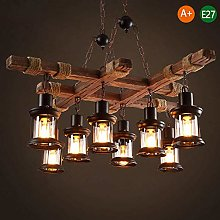Lampe À Suspension Vintage Rétro LustreE27