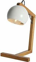 Lampe abat-jour - 25 x 30 x 40,5 cm - Bambou et