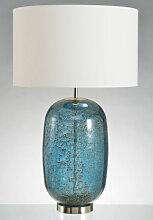 Lampe Alice Pied en verre 1 lampe