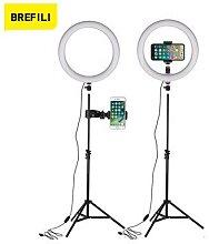Lampe annulaire LED de 26 cm, luminaire pour