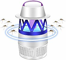 Lampe anti-moustiques électronique