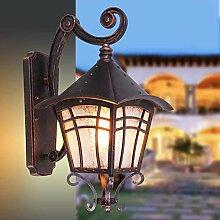 Lampe Applique,Applique d'extérieur Vintage