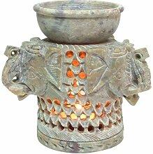 Lampe Aromatique Indienne, Diffuseur D`huiles