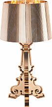 Lampe BOURGIE de Kartell, Cuivre