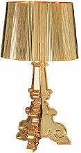Lampe BOURGIE de Kartell, Multicolore Or