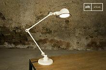 Lampe bureau Jieldé Signal Ivoire