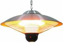 Lampe chauffante à suspendre avec éclairage led