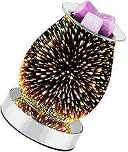 Lampe d'aromathérapie 3D - Lampe aromatique
