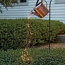 Lampe d'arrosoir, arrosoir de jardin,