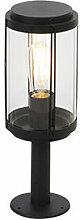 Lampe d'extérieur Design noire 40 cm IP44 -