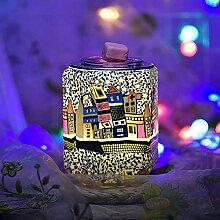 Lampe Darôme De Feu Dartifice Lampe De Parfum