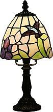 Lampe de 6 pouces mini accentues avec colibri de