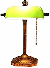 Lampe De Banquier Rétro, Style-Américain