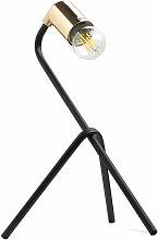 Lampe de bureau Domenico - Metal Doré