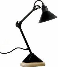 Lampe de bureau GRAS N°207 noir