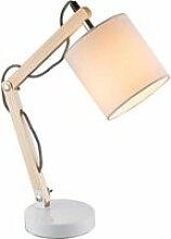Lampe de bureau scandinave articulée mattis