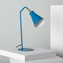 Lampe de Bureau Talda Bleu - Bleu