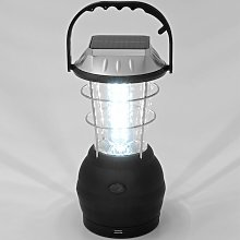 Lampe de camping solaire rechargeable 36 LED -