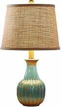 Lampe de chevet American Style rétro petite lampe