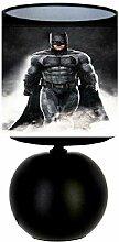 Lampe de chevet BATMAN création artisanale
