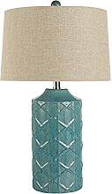 Lampe de chevet Cyan Table Lampes Céramique