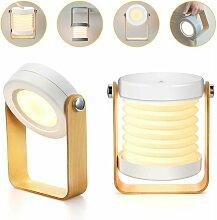 Lampe de chevet Dimmable Touch Light, Lampes de