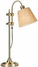 Lampe de chevet Lampe de table américaine Base en