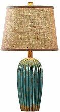 Lampe de chevet Lampe de table de style rétro