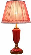 Lampe de chevet Lampe de table élégante au