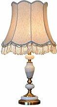 Lampe de chevet Lampe de table en marbre