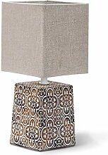 Lampe de Chevet, Lampe en Céramique, Couleur