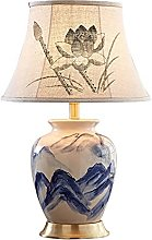 Lampe de chevet Lampes de table de style chinois