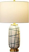 Lampe de chevet Lumière moderne de luxe de luxe
