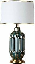 Lampe de chevet Moderne Lampe de table abat-jour