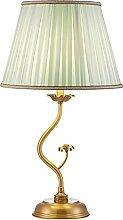 Lampe de Chevet Nouveau Table de cuivre de style