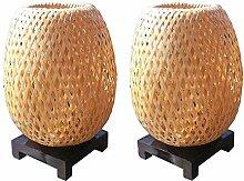 Lampe de chevet, Paire de lampes de chevet en
