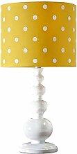 Lampe de chevet Résine Lampe de table Salon Lampe