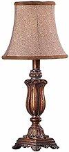 Lampe de chevet Retro Lampe de table Chambre