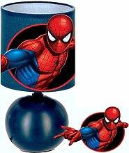 Lampe de chevet SPIDERMAN création artisanale N°