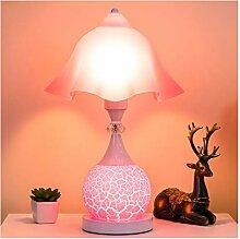 Lampe de chevet Table de table de chevet de style