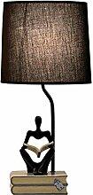 Lampe de chevet Tableau moderne Lampes Résine