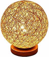 Lampe De ChevetLampe De Table En Ficelle,