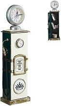 Lampe de décoration range-CD et horloge GASOLINE