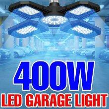 Lampe de Garage à LED E27, projecteur 220V,