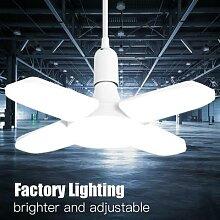 Lampe de Garage droite, 110/220V, ampoule E27,