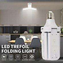 Lampe de Garage pliable, ampoule Super brillante,
