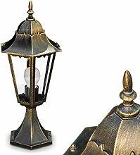 Lampe de jardin Luminaire extérieur Lampe sur pied
