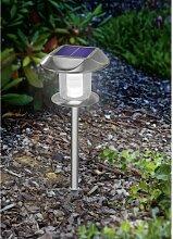 Lampe de jardin solaire Sunny 102093 LED N/A acier