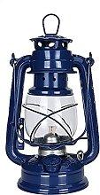 Lampe De Kérosène En Métal Rétro, Lampe À